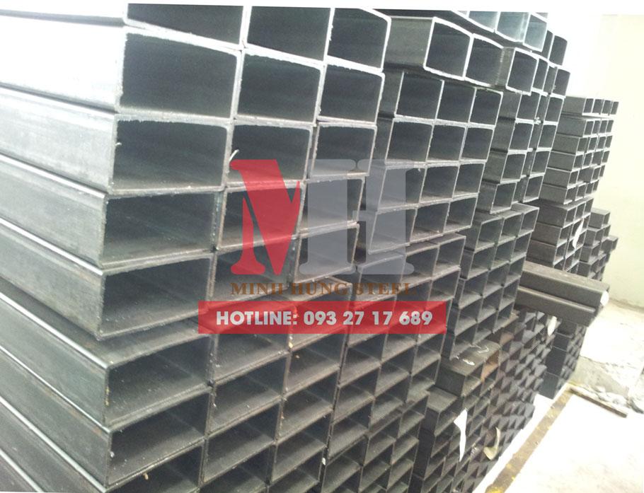 (Tiếng Việt) Thép hộp chữ nhật 40×80 – Hàng mới đầy đủ tiêu chuẩn