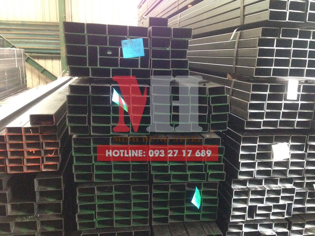 Thép hộp chữ nhật 30×60 – Hàng chất lượng tại (Minh Hưng Steel)