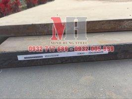 Thép tấm chế tạo SCM440 – Nhận bảng giá mới nhất tại Minh Hưng Steel