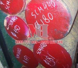 Thép tròn đặc SCM440 – Công ty thép Minh Hưng