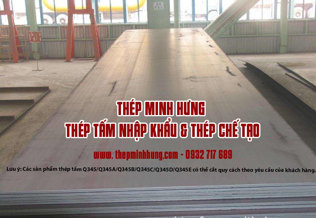 (Tiếng Việt) Giá thép tấm Q345/Q345A/Q345B/Q345C/Q345D/Q345E