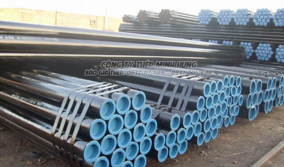 Thép ống đúc phi 273 tại kho Minh Hưng