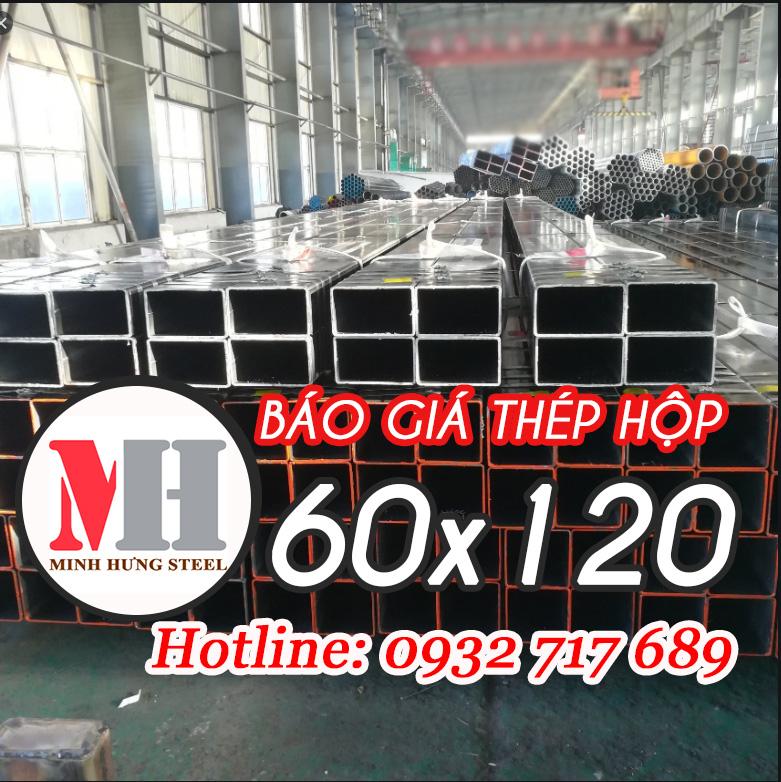 trong luong thep hop 60x120