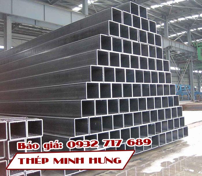 Thép hộp vuông 250 x 250 x 12 x 6000 MM