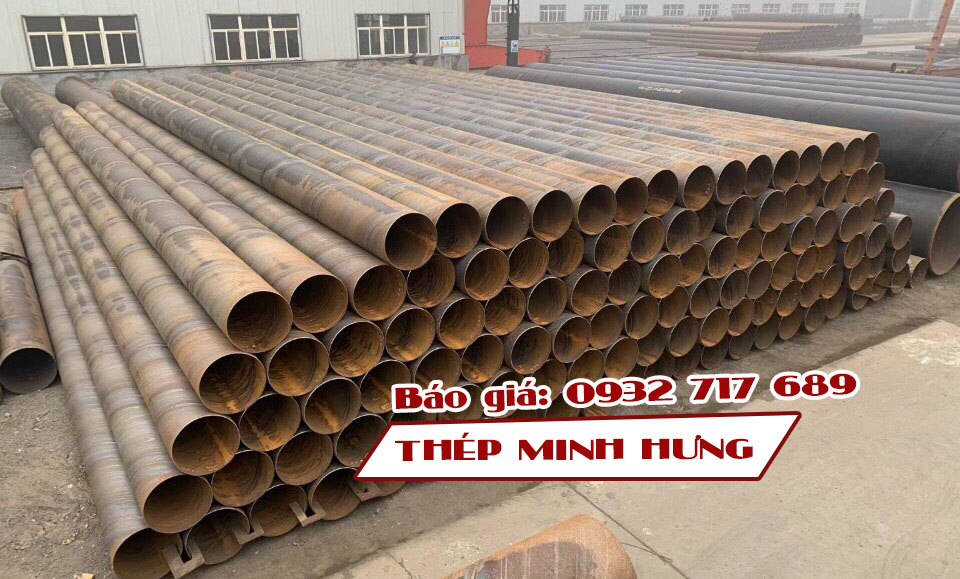 (Tiếng Việt) Ống thép hàn xoắn | Báo giá thép ống hàn hôm nay.